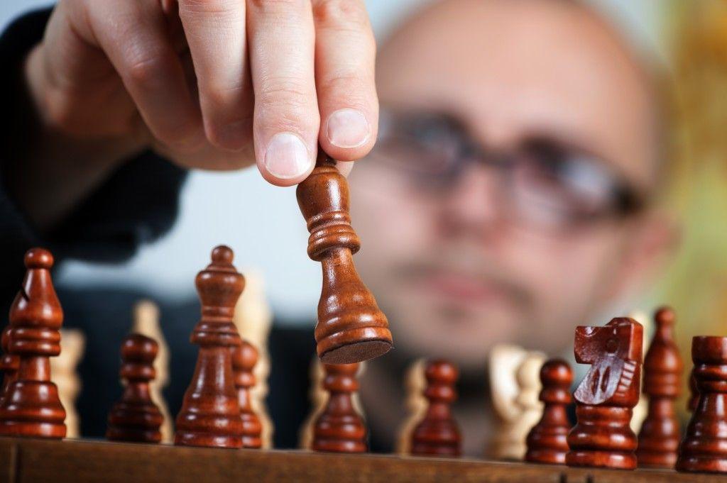 Online marketing: een strategisch schaakspel
