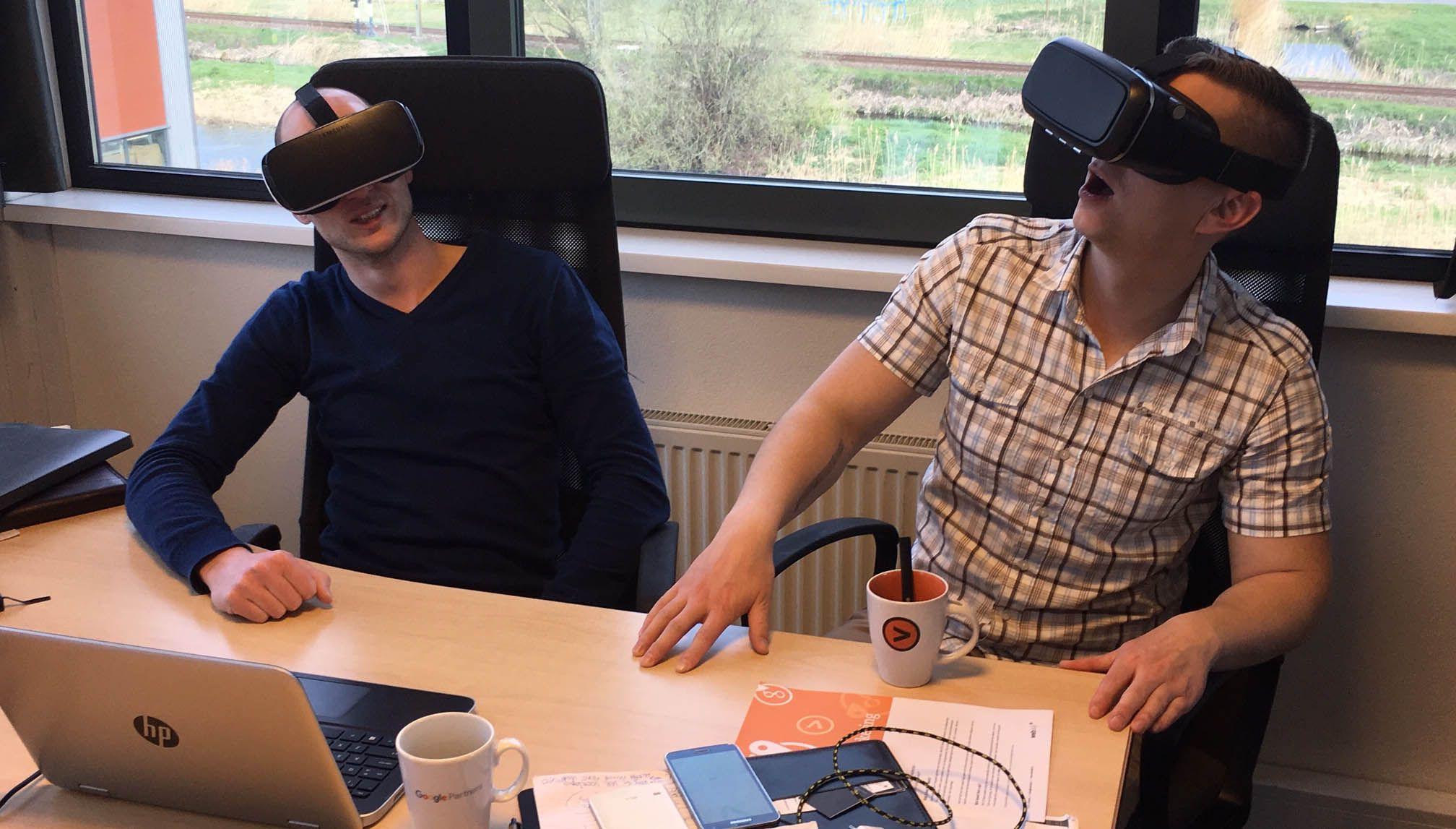 Doorbraak in Virtual Reality: bereik je klanten in de andere dimensie(s)