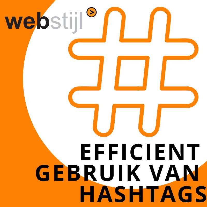 Zo maak je efficiënt gebruik van hashtags