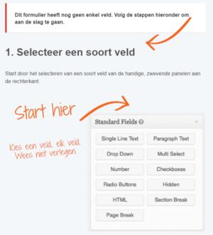 WordPress formulier maken: Hoe doe je dat?