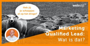 Wat is een marketing qualified lead?