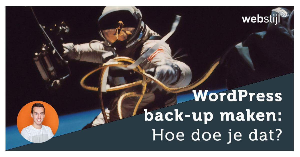 WordPress back-up maken: Hoe doe je dat?